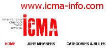 ICMA - web page